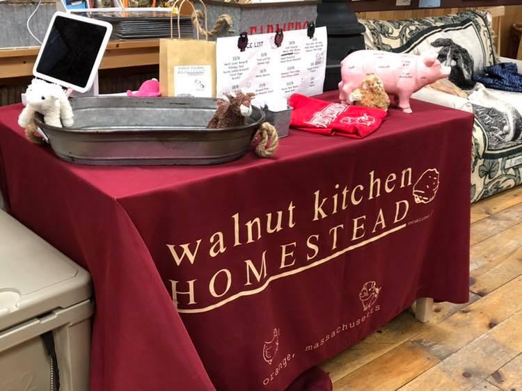 Walnut Kitchen Homestead 1